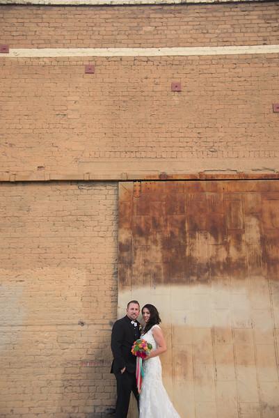 Tearpak/McQuilliams Wedding