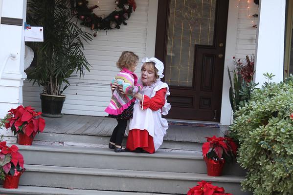A Visit to Santa's House 2011