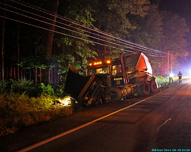 Foster Twp Fatal Crash 8/20/14 Rt 940