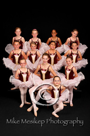 Ballet 1A - 3:45