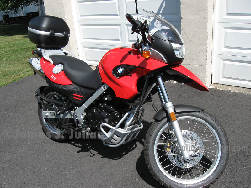 BMW G650GS and Accessories 1