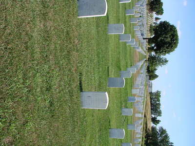 Fort Snelling Cemetary 2008