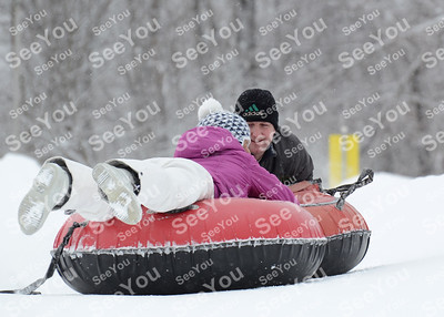 Snow Tubing 3-2-13  9am-11am Session