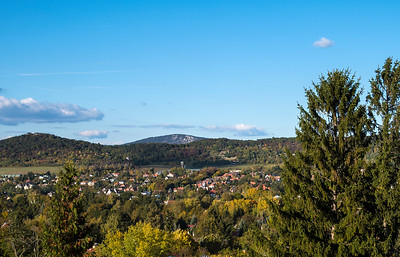 2017 Autumn Balcony Views