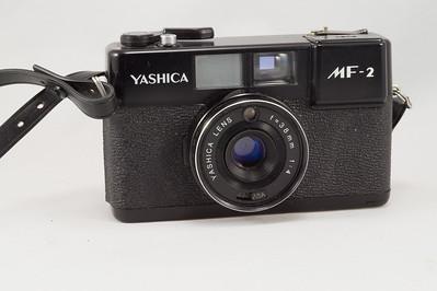 Yashica MF-2, 1980