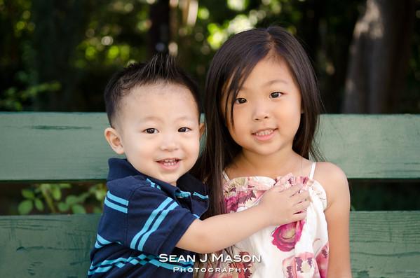 Mary Lu Family