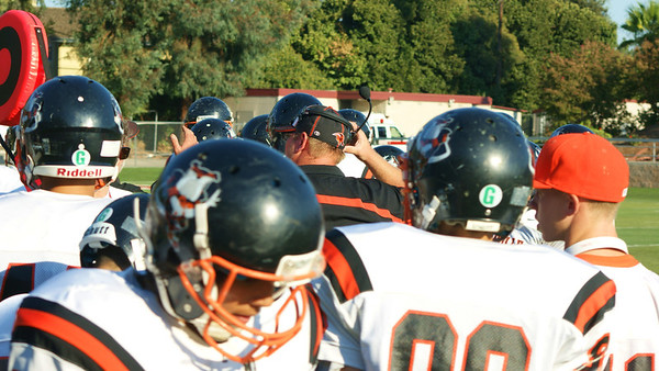 Vacaville at Lincoln - JV 2013