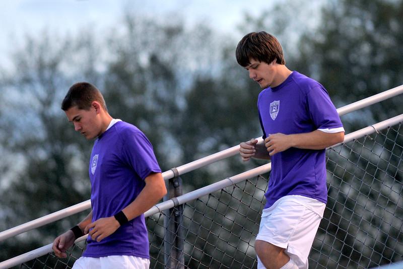 March 29, 2013 - UL Varsity Boys Soccer