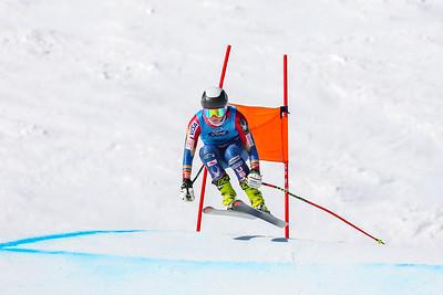 Womens FIS Downhill Race 2