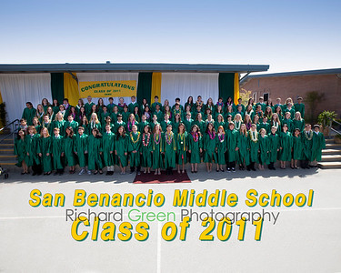 San Benancio Graduation Photos