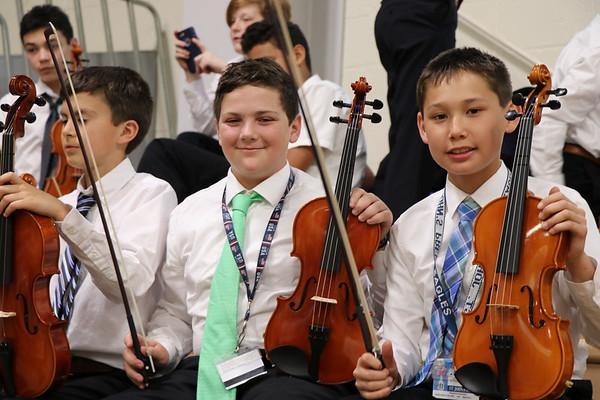 Middle School Spring Concert