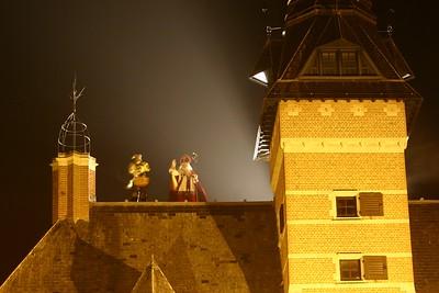 Lichtstoet en Sinterklaas 2005