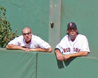 Red Sox, August 12, 2006