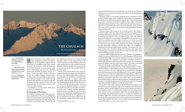 The Chugach