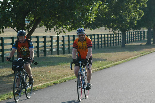 2008 Bike Trek to Shakertown