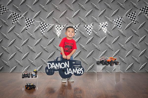 Damon 3 Years