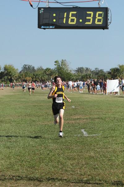 FL Runners Varsity Boys 10-3-09