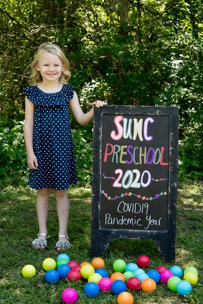 Preschool Graduates 2020