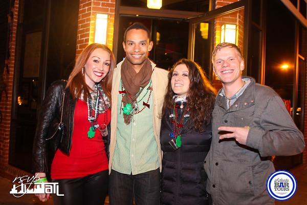 Beads & Booze Bar Crawl | Friday 2-13-2015