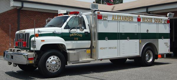 Alexander County Rescue Squad