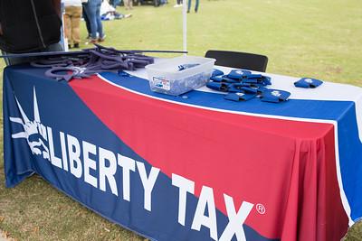 Liberty Tax Game Ball