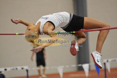 Women's High Jump - 2012 NAIA Indoor Nationals