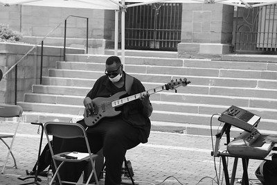Mike Carabello Trio @ The Old State House 07-14-20
