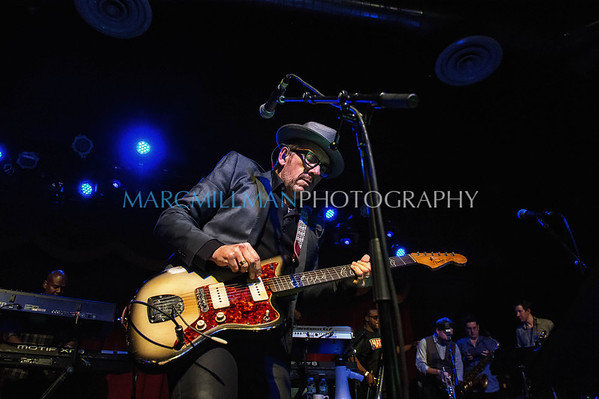 Elvis Costello & The Roots @ Brooklyn Bowl (Mon 9/16/13)