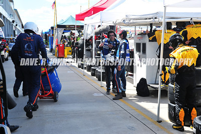 2012-03-17 FIA WEC ALMS 60th Annual 12 Hours of Sebring Day Pits