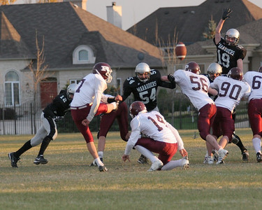 Crusader AAA Vs Maples Q-Final 26oct07