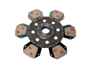 FIAT 880 - 980 90-90 - 100 110 90 SERIES 12 INCH 16T BRONZE MAIN CLUTCH DISC (OEM 331013110)