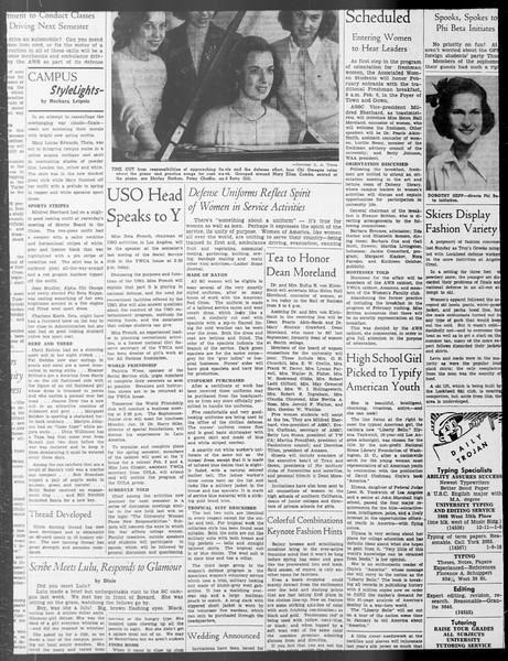 Daily Trojan, Vol. 33, No. 64, December 18, 1941