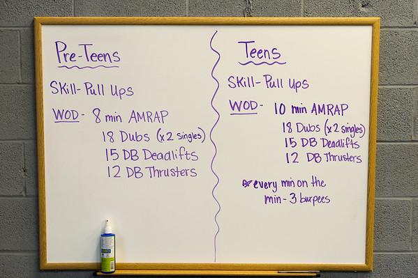 2017-01-11 Pre-teens
