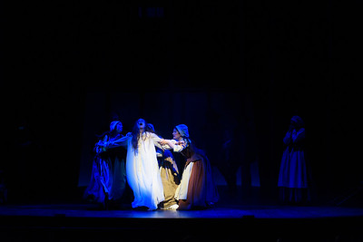 """The Crucible"" Invited Dress Photos"
