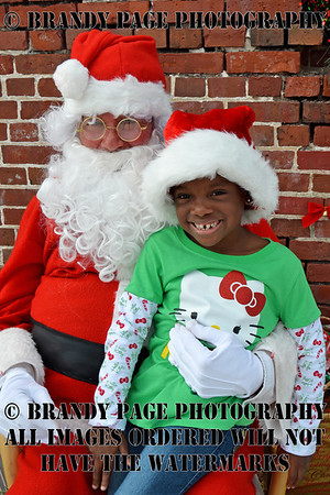 Stephanie Chapple Santa Photos