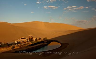 Silk Road in China 中国境内的丝绸之路