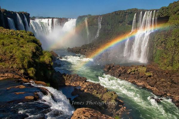 Iguassu Falls and Rio de Janeiro Areas _ Jul 2006