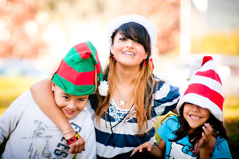 The Ramos Family - December '11