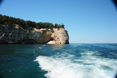 Pictured Rocks Boat Tour 2020