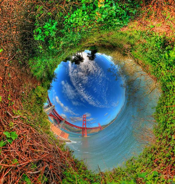 Golden Gate Tube