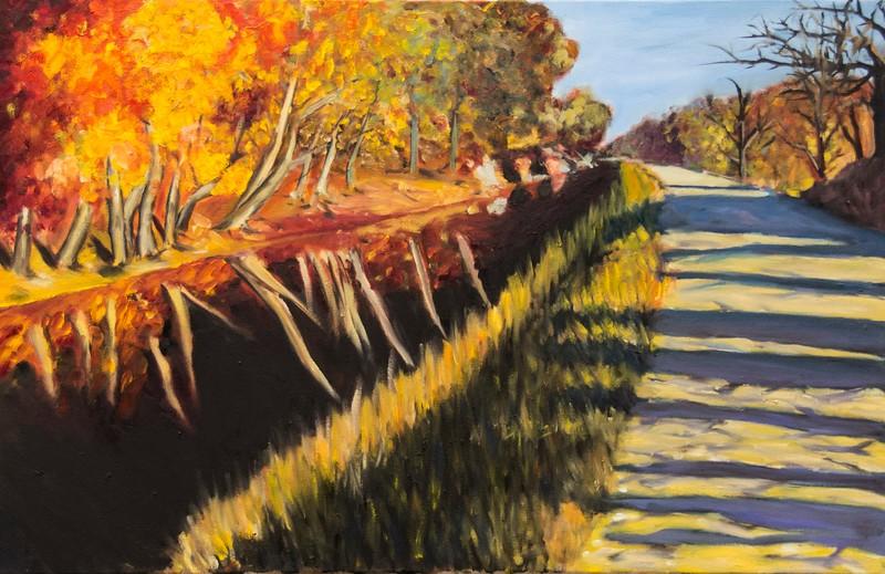 3 - Maggie Davis- late Light on the Canal.jpg