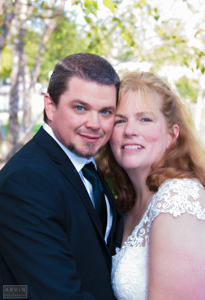 Sarah and Jeremy - The wedding