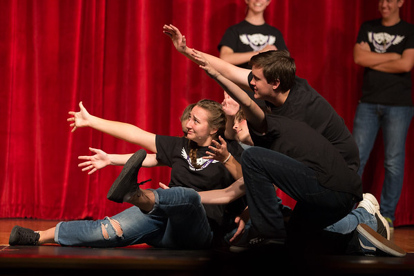 Arvada West Theatre Company Friday Night Live 11-4-16
