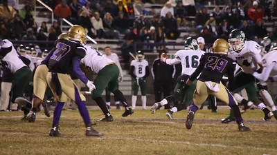 #636 Trinity @ Male Football, 6-A 2nd Rd Playoff (VIDEO-ONLY) 11/14/14