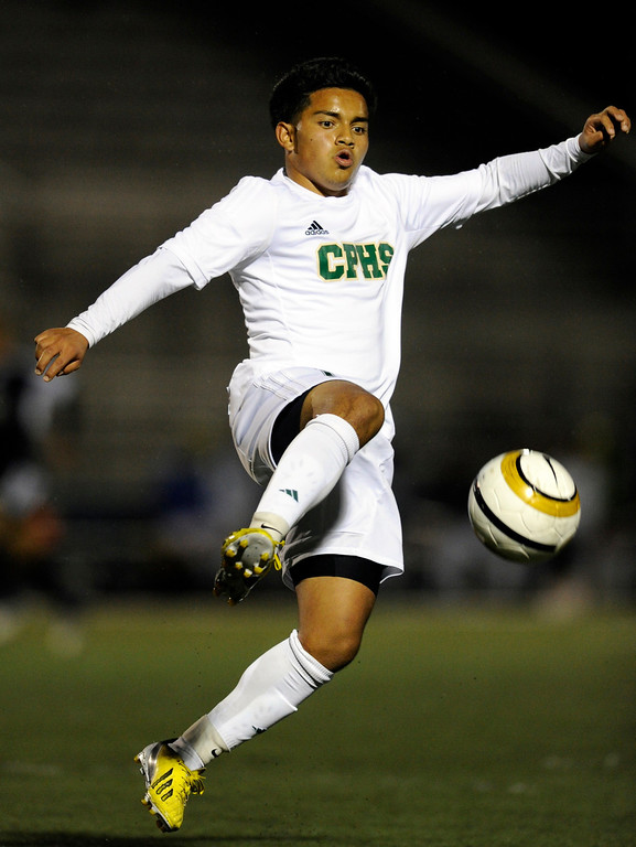 . Ezequiel Quijada, Canoga Park High School.  Newcomer of the Year.