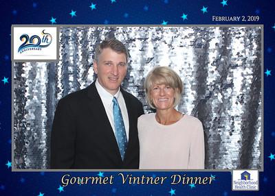Neighborhood Health Clinic 2019 Gourmet Vintner Dinner