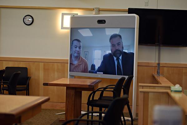 Daniel Steere in Bennington County court - 091521