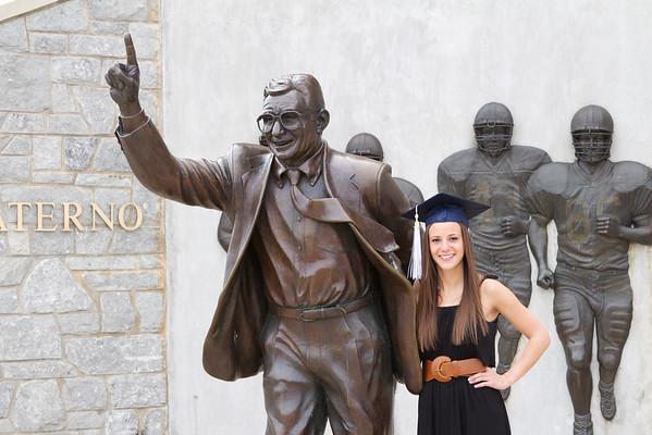 Carly Graduation Penn State