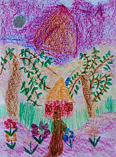 First Grade Interpretive Drawings