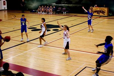 Jr Girls Basket Ball 2007